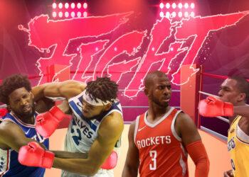 NBA FIGHT CLUB