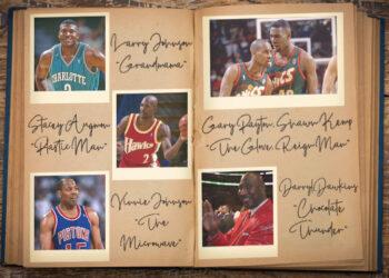 Soprannomi NBA